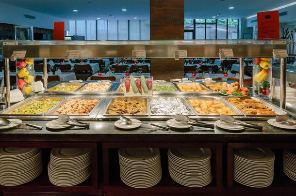 Buffet Alua Hawaii Mallorca & Suites Мальорка
